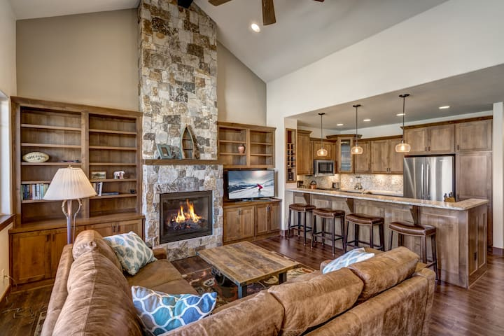 Steamboat Springs Skiers Townhouse
