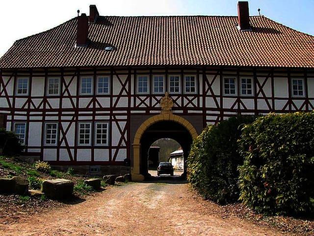 Domäne Paterhof - Duderstadt - House