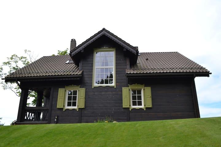 Provance style villa close to Vilnius!