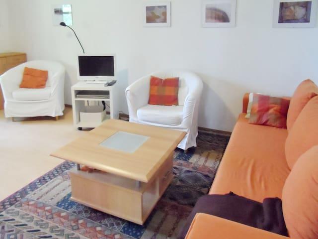 Wohnung am Schlosspark Eremitage - Bayreuth - Lejlighed