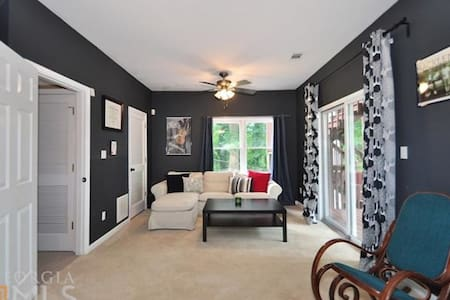 Basement in gorgeous 4 BR house