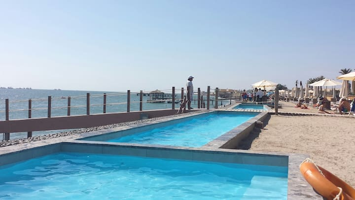 Paracas - Beautiful Apt. with Oceanfront View