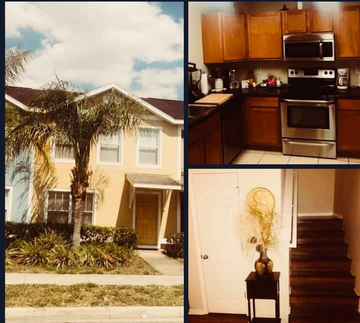 Seminole heights townhome