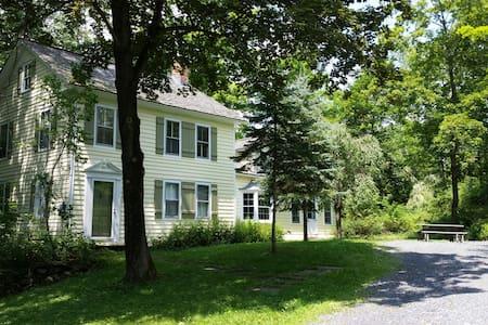 Beautifully Nestled Berkshires Home