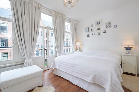 Stylish apt. near Centre Amsterdam - Amsterdam - Appartement
