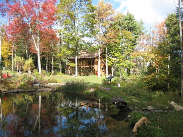 True Shangri-la, Country Retreat - Ashfield - Haus