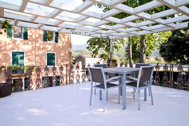 romantic studio between Lucca/Pisa