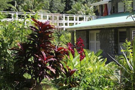 Avocado island gardens villa - La Plaine