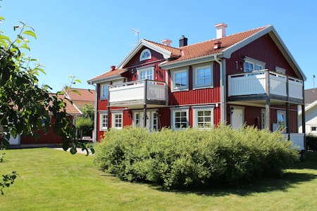 Room with separate entrance - Sigtuna - Talo