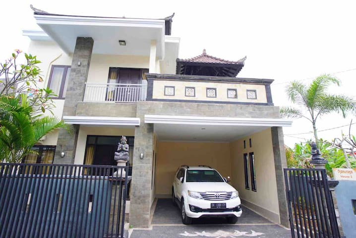 Your Big and Cozy House (Djanuraga House 2)