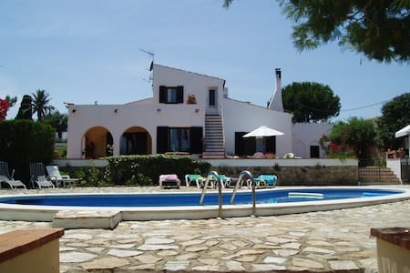 Magnificient villa with privat pool - Escala