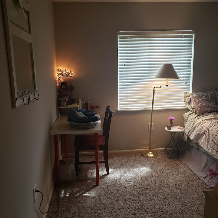 A Simple Space in a Simple Place (Arlington area)