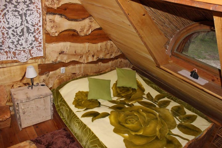 Eco-economy Orlov put - Room 4 for 2 people CHERRY
