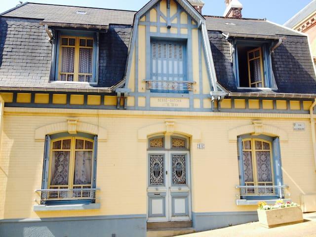Coup de coeur villa au charme des années 1930 - Mers-les-Bains - Dům