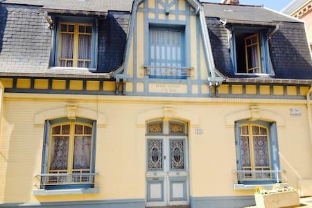 Coup de coeur villa au charme des années 1930 - Mers-les-Bains