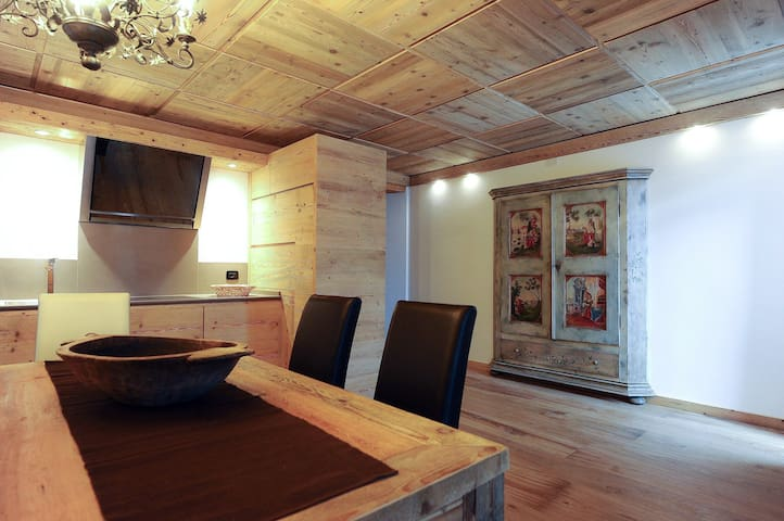 Luxury central located - Cortina d'Ampezzo - Apartamento