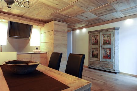 Luxury central located - Cortina d'Ampezzo - Apartmen
