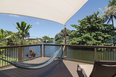 Waterfront Retreat by the Sea - Casa