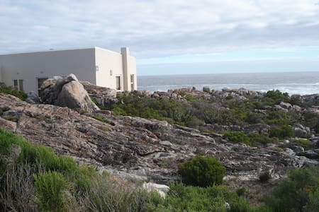 Leopard's View : Seafront holiday - Betty's Bay