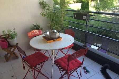 Charmant T2 terrasse à Montpellier