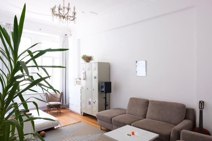 3 Raum Wohnung im Leipziger Westen
