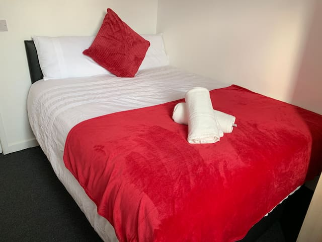King's Cross St Pancras Private Double Bedroom