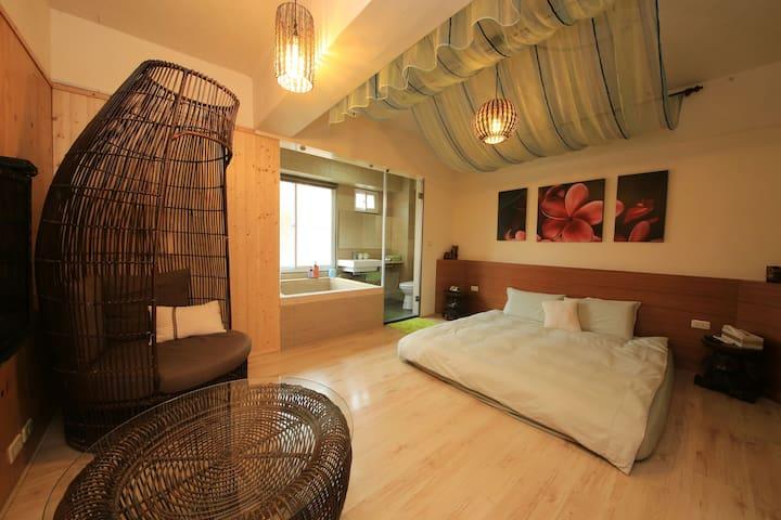 Meiya's Bali style - Tainan City - Chambre d'hôtes