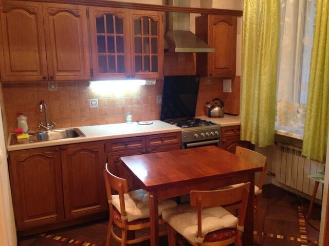Квартира в самом сердце города - Sankt-Peterburg - Flat