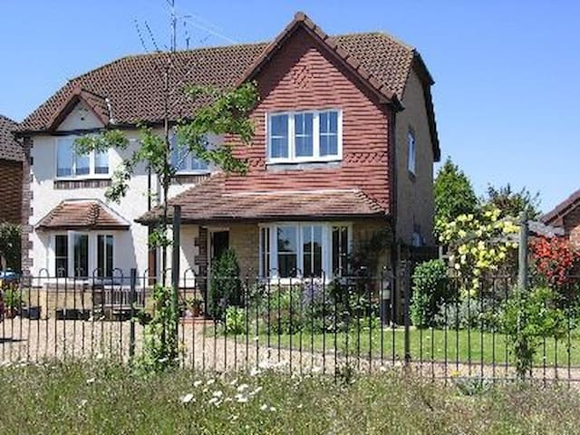 Modern detached family home - East Molesey