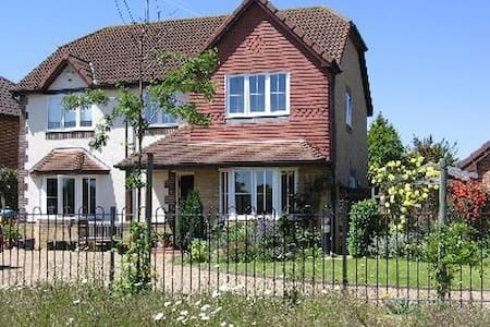 Modern detached family home - East Molesey - Huis