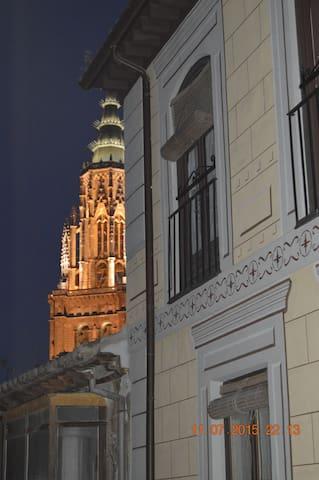 Bienvenido al Centro Histórico de Toledo