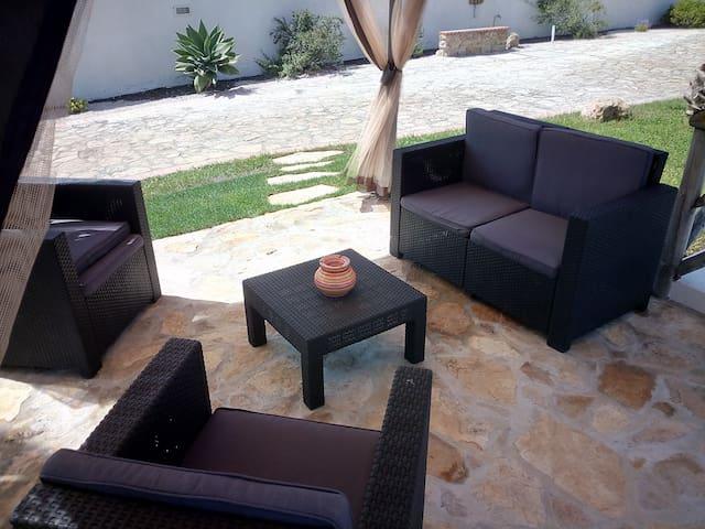 Piscina aquecida-Jardim-L-2/6 - Ericeira / Ribamar - Apartment