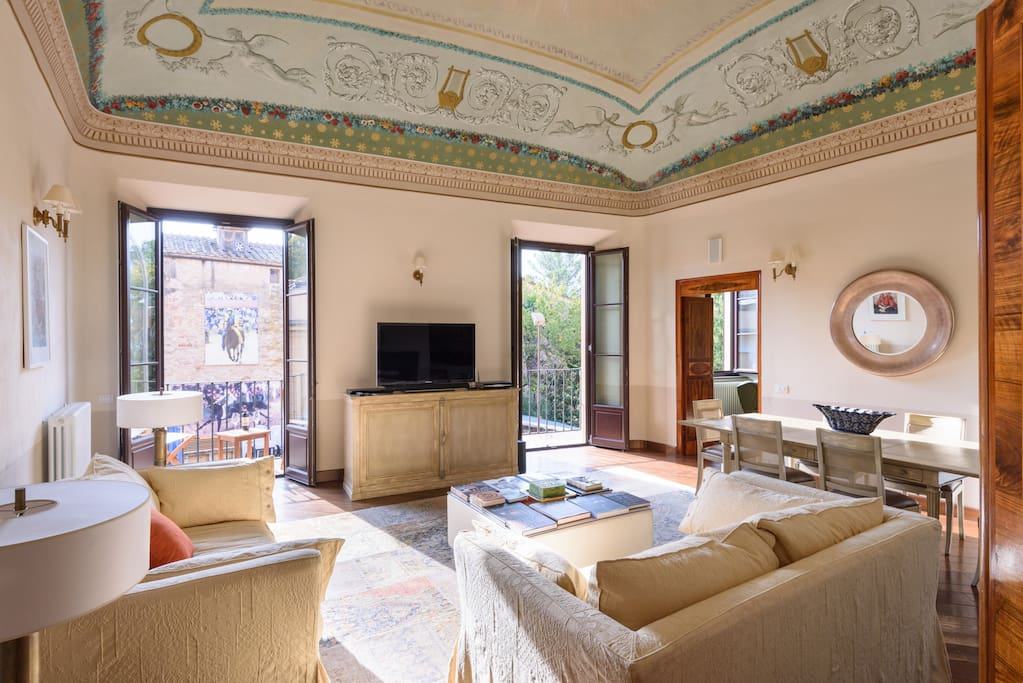 Rooms For Rent In Siena Italy
