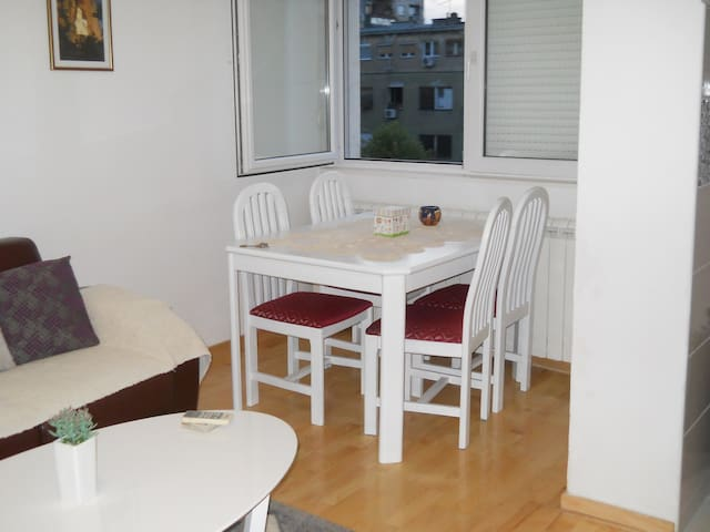 Cozy apartment in the city center - Beograd - Wohnung