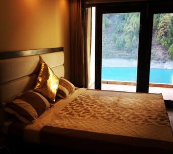 ALLURE LAKEFRONT,Khurpatal,Nainital