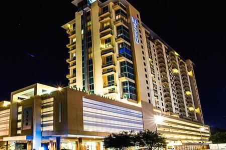 Galleria Super luxury apartment.