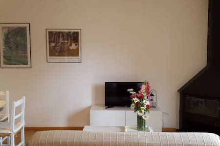 Apartamento dúplex en el Pirineo. - Campo