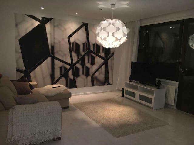 City center stylish appartment - Kuopio - Apartamento