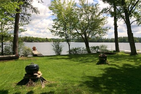 Winnisquam Lakehouse - Tilton - Rumah