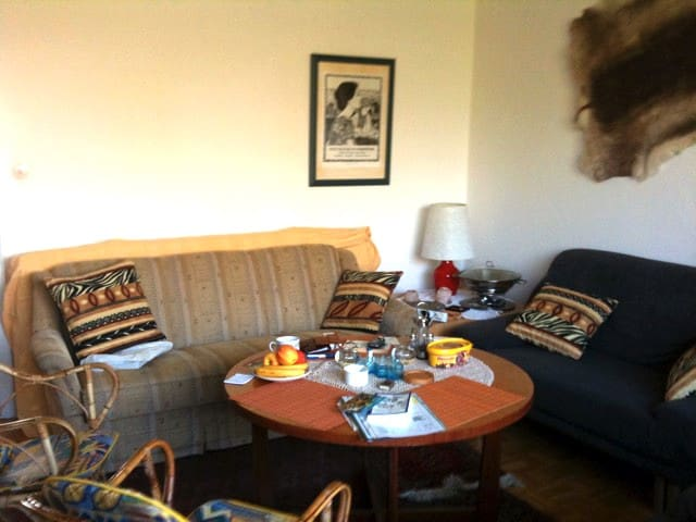 2 Zimmer Wohnung mit Balkon in Bad Segeberg - Bad Segeberg - Apartment