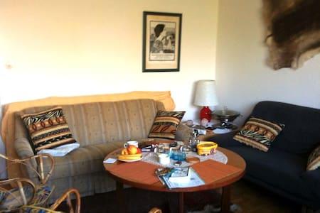 2 Zimmer Wohnung mit Balkon in Bad Segeberg - Bad Segeberg - Leilighet