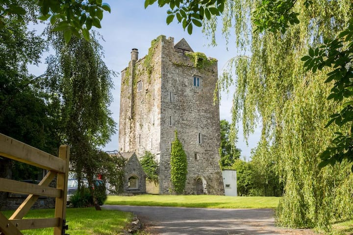 Towerhouse Castle at County Kilkenny
