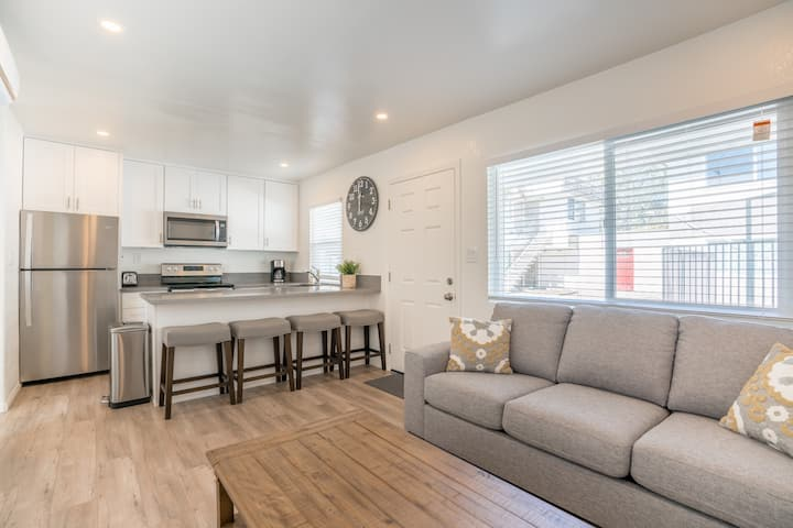 Remodeled, near mission bay, cozy, close to all