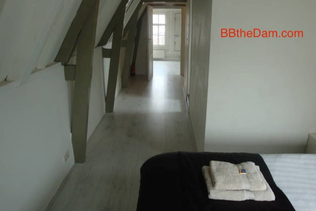 Luxurious guesthouse in City Center