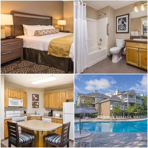1 Bed Wyndham Windsor, CA - Windsor - Apartment