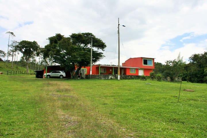 FINCA ECOTURÍSTICA PARA VACACIONES - Bucaramanga