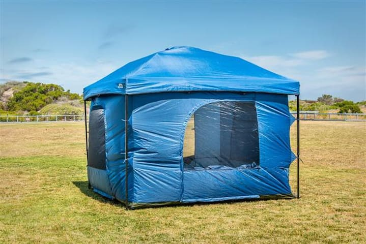 Cherry Hill Campground Tent