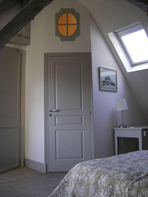 autre vue de la chambre