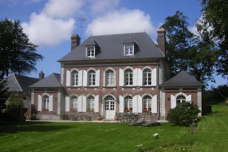 Chambre Les Galets Maison d'hôtes - Les Loges - Bed & Breakfast