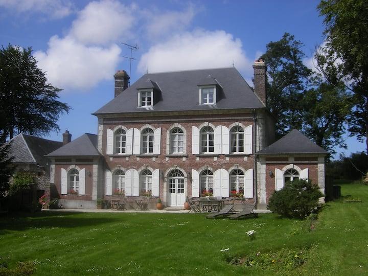 Chambre Les Galets Maison d'hôtes